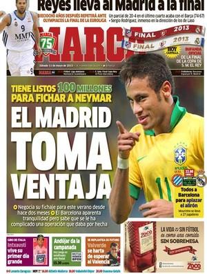 Capa Marca Neymar (Foto: Reprodução / Twitter)