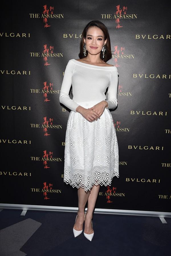 A atriz taiwanesa Shu Qi (Foto: Getty Images)