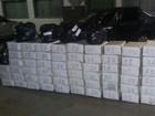 Polícia apreende carga com 16 mil óculos sem nota fiscal