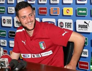 Mattia Destro Itália (Foto: Getty Images)
