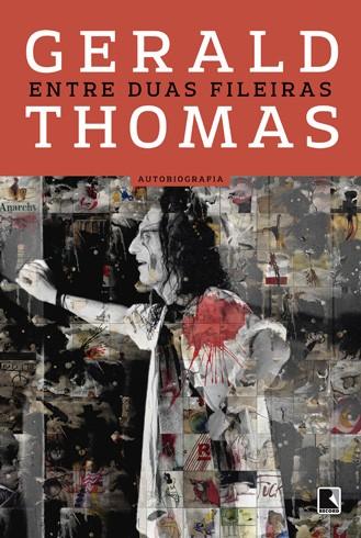 Capa de biografia de Gerald Thomas