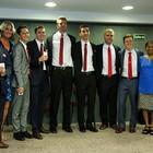 Estudantes do Arizona em Fortaleza (Ares Soares/Unifor)
