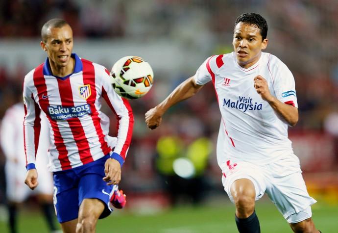 Miranda Bacca Atlético de Madrid Sevilla (Foto: Reuters)