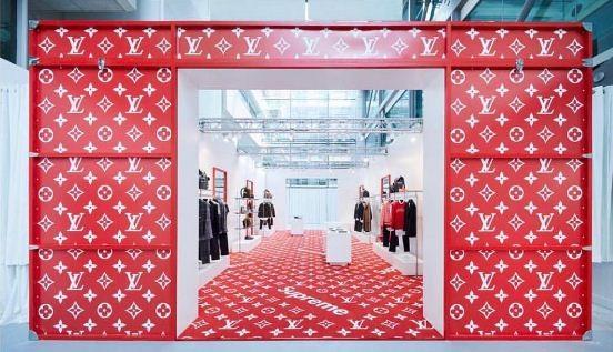 Louis Vuitton X Supreme  (Foto: Divulgação)