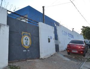 Thiago Potiguar - CDP Potengi (Foto: Jocaff Souza/GloboEsporte.com)