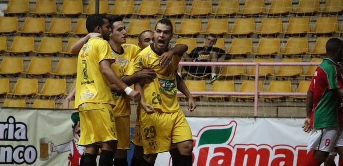 Rio Preto futsal (Foto: Divulgação / Assessiva)