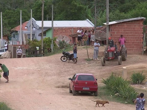 Bairro Boituva fica a 30 quilômetros da área urbana da cidade (Foto: Reprodução/ TV TEM)