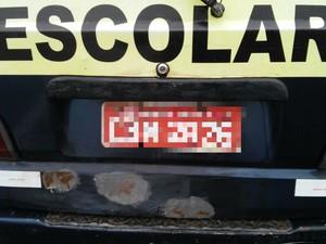 Condutor de van foi detido após ser flagrado em teste do bafômetro, diz PRF (Foto: Gobyrios.com)