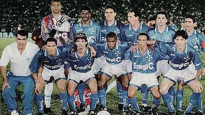 de088085e8 Cruzeiro campeão da Copa do Brasil de 1996 (Foto  Divulgação  Cruzeiro)