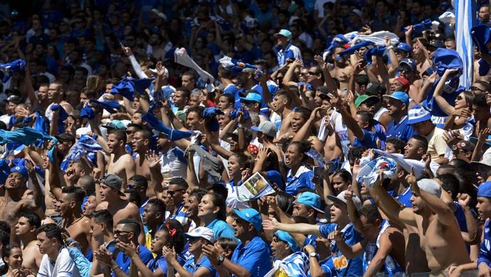 Resultado de imagem para Cruzeiro x Santos torcida 2016