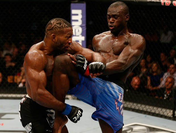 mma Urijah Hall UFC Boston (Foto: Agência Reuters)