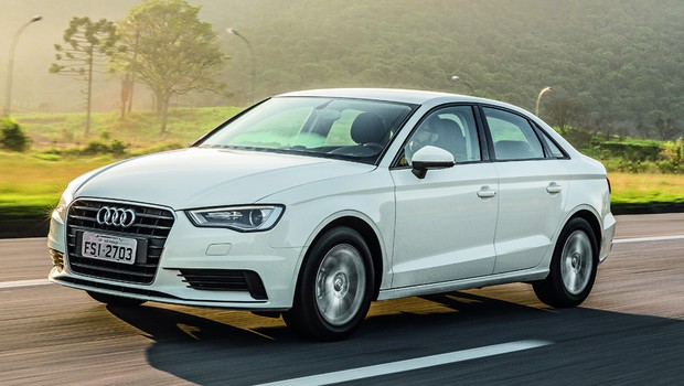 Audi A3 Sedan 1.4 (Foto: Marcos Camargo/Autoesporte)