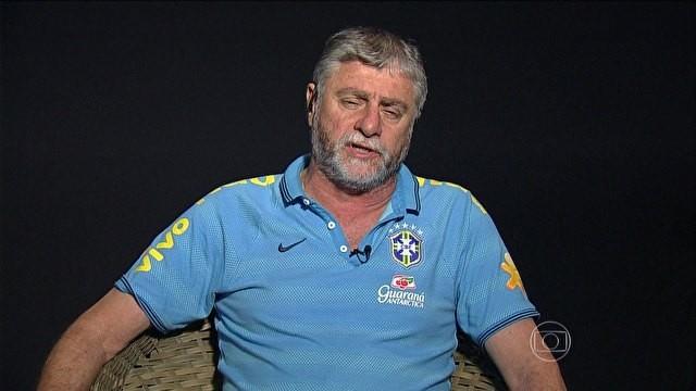 José Luiz Runco falou sobre a lesão de Neymar (Foto: Caldeirão do Huck/TV Globo)