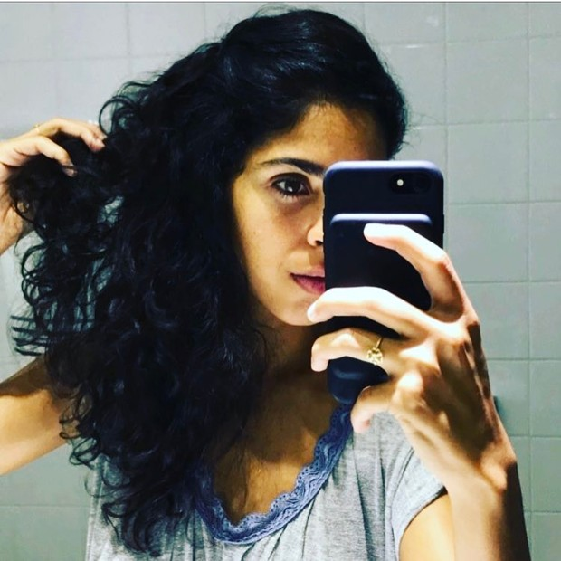 Bela Gil fala sobre xampú para lavaras os cabelos (Foto: Reprodução do Instagram)