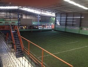 Nova unidade do Fluminense em Juiz de Fora (Foto: Sérgio Augusto de Almeida/Arquivo Pessoal)