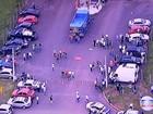 Vigilantes protestam contra licitação que reduz 30% cargos no Metrô do DF
