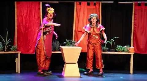 A peça é inspirada em uma clássica lenda de origem chinesa (Foto: Divulgação/ Julia Parpulov)