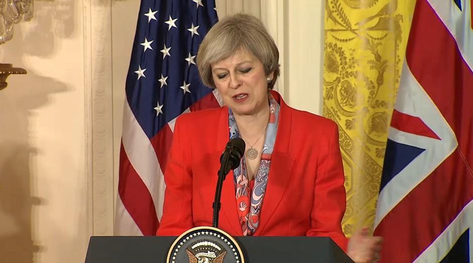 Theresa May (Foto: Flickr)