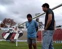 'Estou muito feliz em voltar ao clube que me revelou', diz goleiro Doni