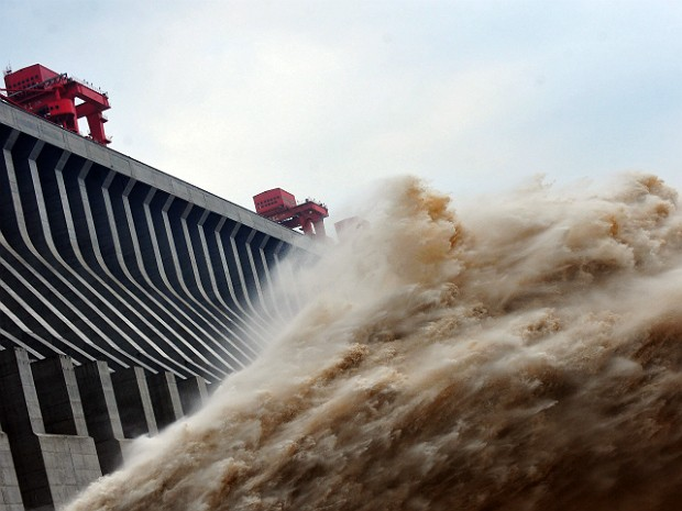 Trs gargantas 3 (Foto: China Out/AFP)