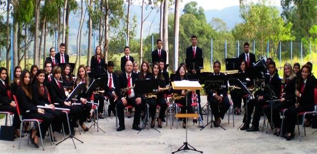 Corporação Musical União Charqueadense se apresentará na Semana Gustavo Teixeira, em São Pedro (Foto: Prefeitura de São Pedro)