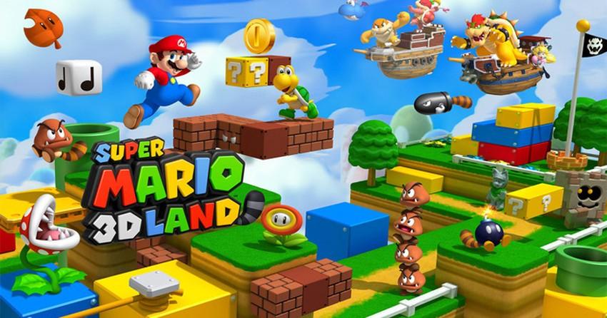 Lista Traz Os Melhores Jogos De Super Mario Para O