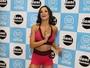 Fernanda D'avila dança 'Paredão Metralhadora' e mostra boa forma