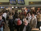 Aeroporto Hercílio Luz reabre após oito horas fechado em Florianópolis