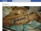 Jovem achado em trilha no Rio tatuou nome em homenagem  av