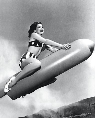 foguete (Foto: Everett/Glow Images)