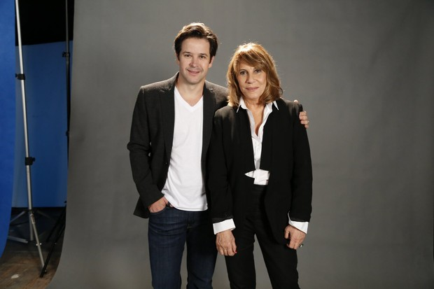 Murilo Benicio e Renata Sorrah (Foto: Alex Palarea e Felipe Panfili/AgNews)