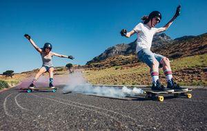 Skate downhill: saiba tudo sobre esta modalidade radical