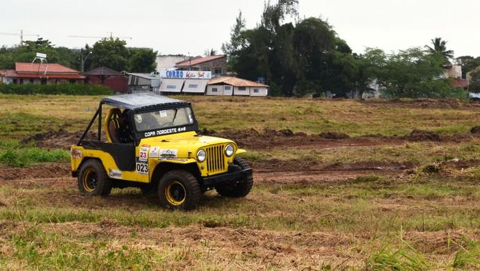 Jeep Show será realizado em Aracaju (Foto: Felipe Martins/GLOBOESPORTE.COM)