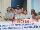 Funcionários da Cemig aderem a greve da categoria no Sul de Minas