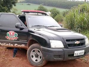 Furtos foram na zona rural, em bairros próximos ao casal (Foto: Divulgação/ Polícia Civil Pilar do Sul)