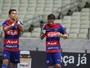 Clebinho festeja gol e diz que Fortaleza soube reagir na hora certa