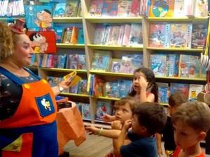 Shoppings do Vale do Paraíba têm programação de férias para crianças (Foto: Diculgação; Taubaté Shopping)