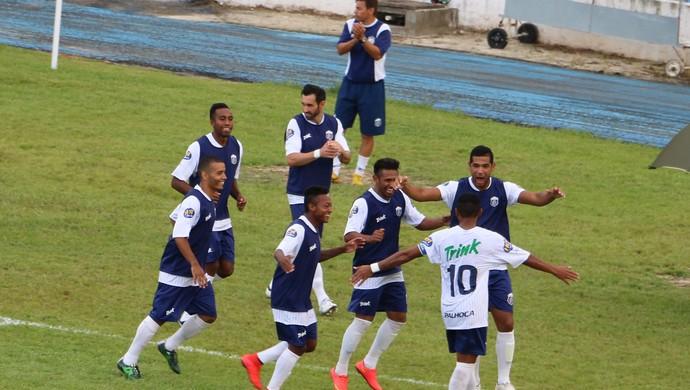 Alex Maranhão Guarani de Palhoça (Foto: Fabio Carodin/SERC Guarani)