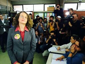 luciana genro rs (Foto: Daniel Bitencourtt/RBS TV)