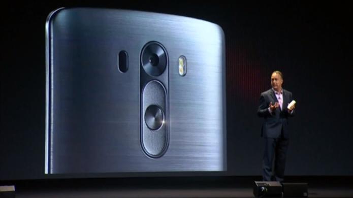 A câmera do LG G3 (Foto: Reprodução/ LG)