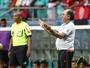 """Marcelo critica pontaria na Arena Fonte Nova: """"Faltou matar o jogo"""""""