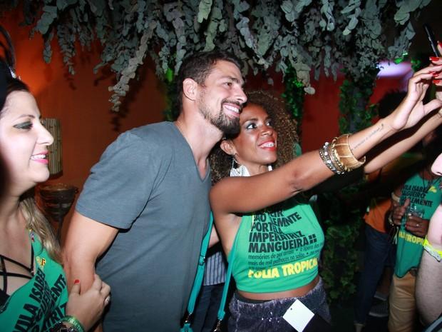 Cauã Reymond (Foto:  Thyago Andrade-Brazilnews)