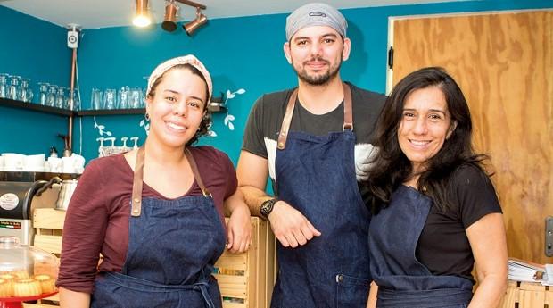 Café Zoco: gestão familiar (Foto: Flavio Costa / Sebrae-PE)