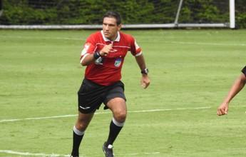 Árbitro manda pênalti voltar e expulsa Wellington em jogo-treino do Tricolor
