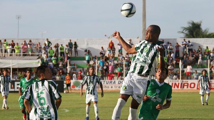 Assu x Alecrim, pelo Campeonato Potiguar (Foto: Gabriel Peres/Divulgação)