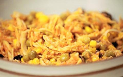 Aprenda a fazer salpicão de frango para adeptos da Dieta Dukan