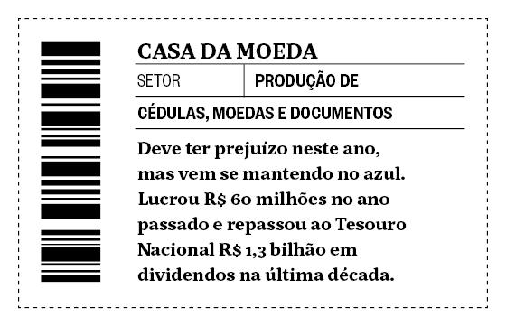 Casa da Moeda (Foto:  )