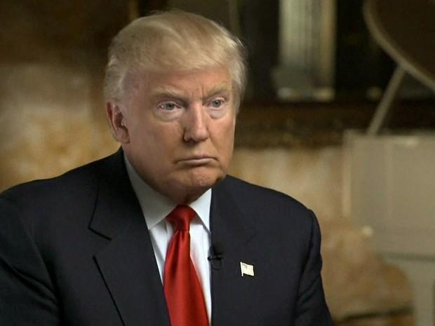 GNews - Donald Trump (Foto: Reprodução/GloboNews)