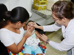 Campanha de vacinação começa no sábado (15) em Alagoas (Foto: Olival santos / Sesau)