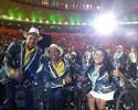 """""""Quatro anos de muita luta"""", celebra  Luís Carlos em cerimônia de abertura"""